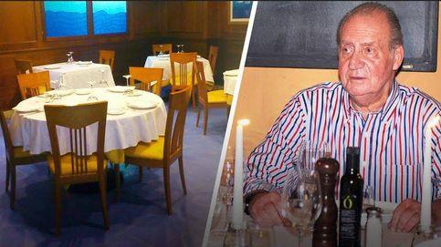 Así es la ruta gastronómica de don Juan Carlos y su 'corte gallega'