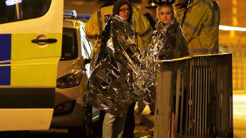 Foto: 22 muertos y 59 heridos en el atentado del  Manchester Arena