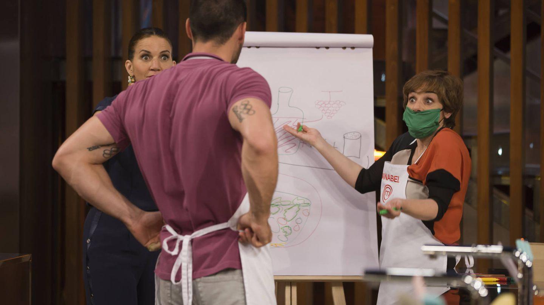 Segunda entrega de 'MasterChef Celebrity 2' en TVE.