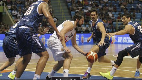 El Bauru sorprende al Real Madrid a base de triples en la ida de la Intercontinental