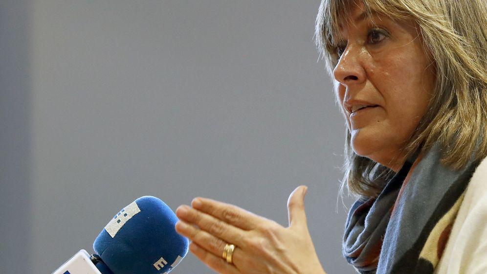 Foto: La alcaldesa de L'Hospitalet de Llobregat (Barcelona), Núria Marín. (EFE)