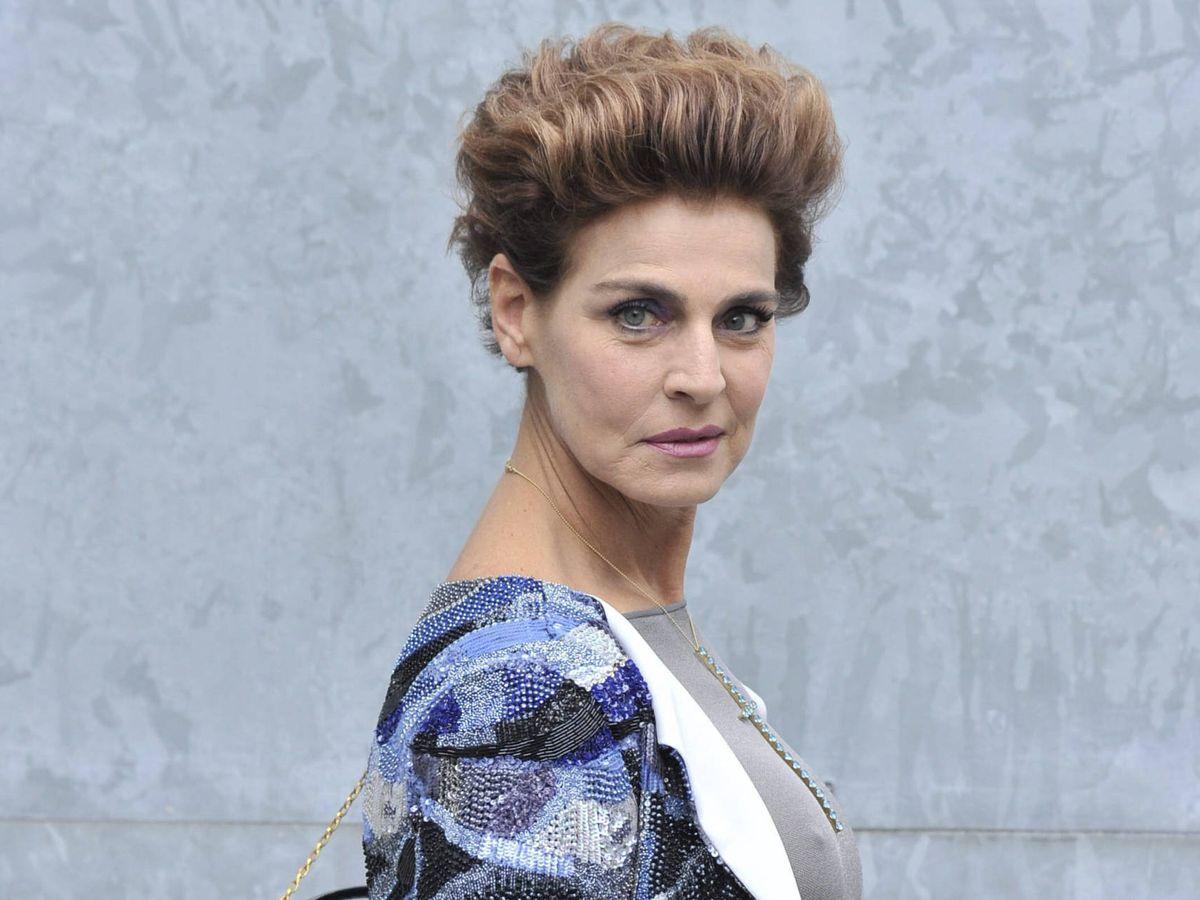 Foto: Antonia, en la Semana de la Moda de Milán. (Cordon Press)