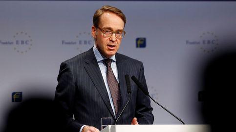 El Bundesbank alerta de que las previsiones de PIB del BCE podrían no cumplirse