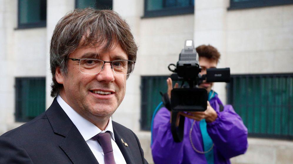 Foto: Carles Puigdmeont. (Reuters)