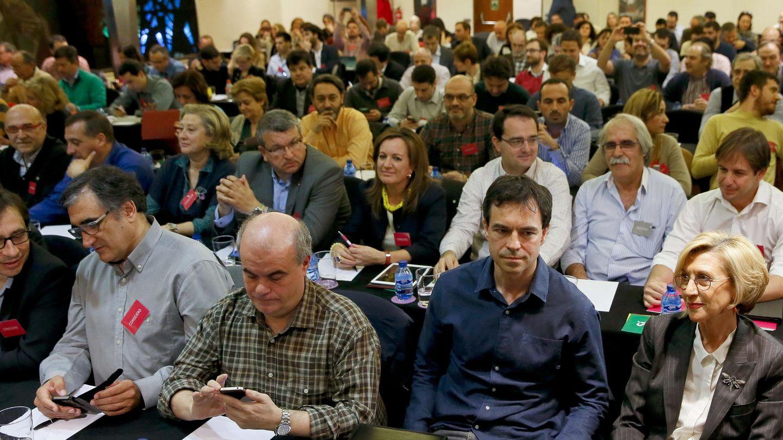 Consejo Político de UPyD el pasado sábado en Madrid (Efe)