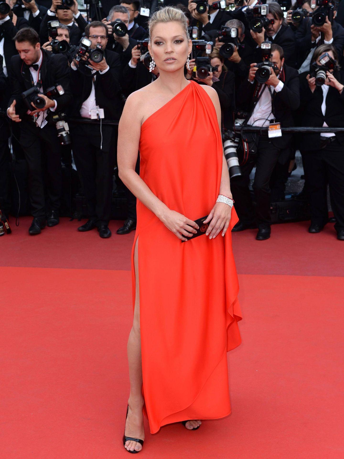 Kate Moss. (Cordon Press)