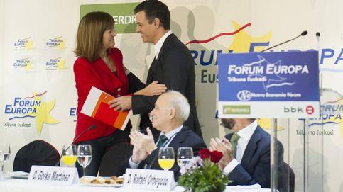 Sánchez apela a los moderados catalanes y vascos a crear una nueva España autonómica