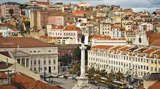 Están desmontando Lisboa