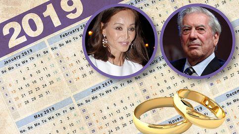 Preysler y Mario Vargas Llosa, la boda que tendrá que esperar varios años