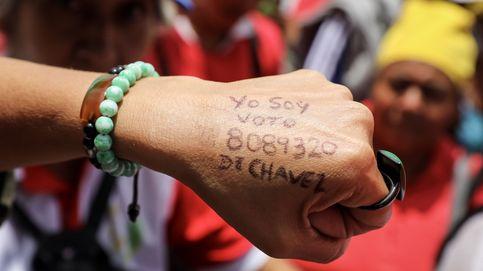 Chavistas marchan para apoyar la Asamblea Constituyente