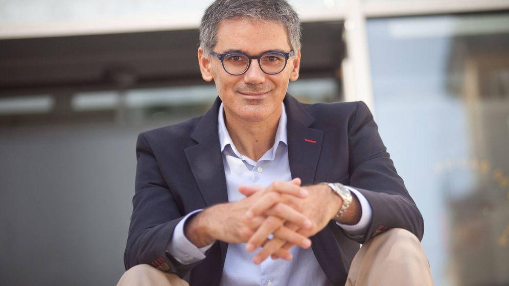 Foto: Juan Martínez-Barea, CEO y fundador de Universal DX (Luis Serrano).