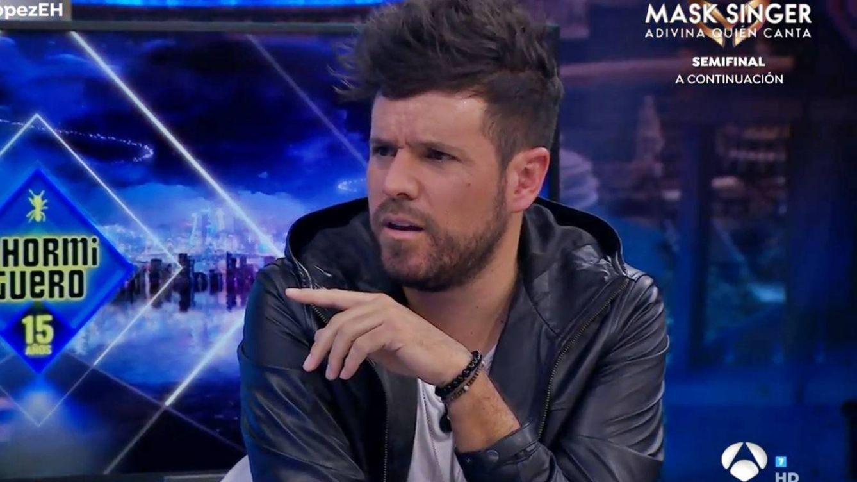 El feo de Pablo Motos ('El hormiguero') a Pablo López: Te pido perdón públicamente