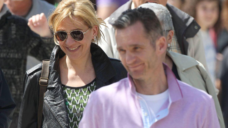 La infanta Cristina y Urdangarin visitan de nuevo España: segundo órdago en 15 días