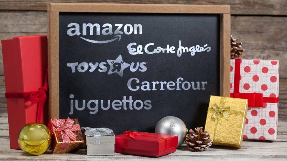 Foto: Comparativa de precios de juguetes: Amazon, El Corte Inglés, Toys 'R' Us y más. (Freepik)