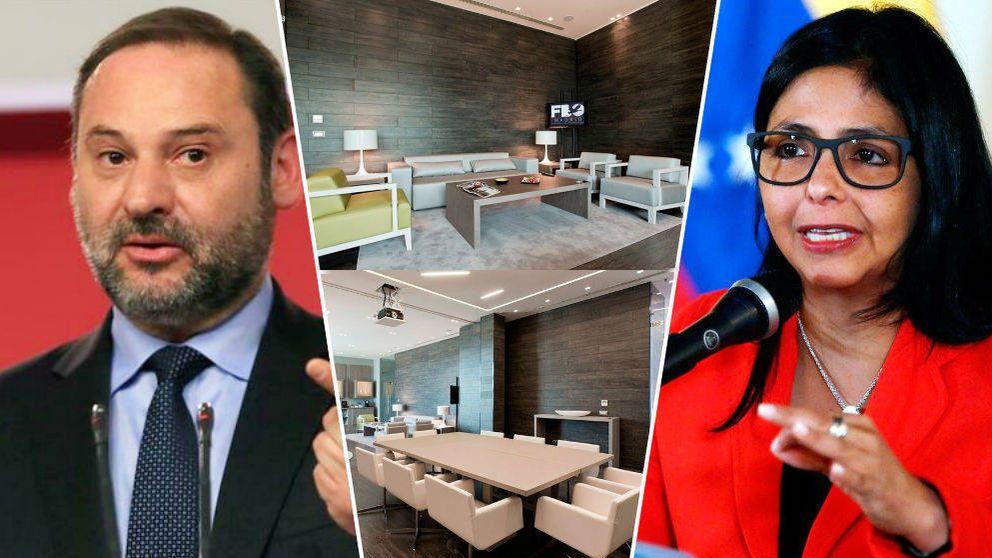 Una terminal privada, policías y una cita a medianoche: así llegó Ábalos a Rodríguez