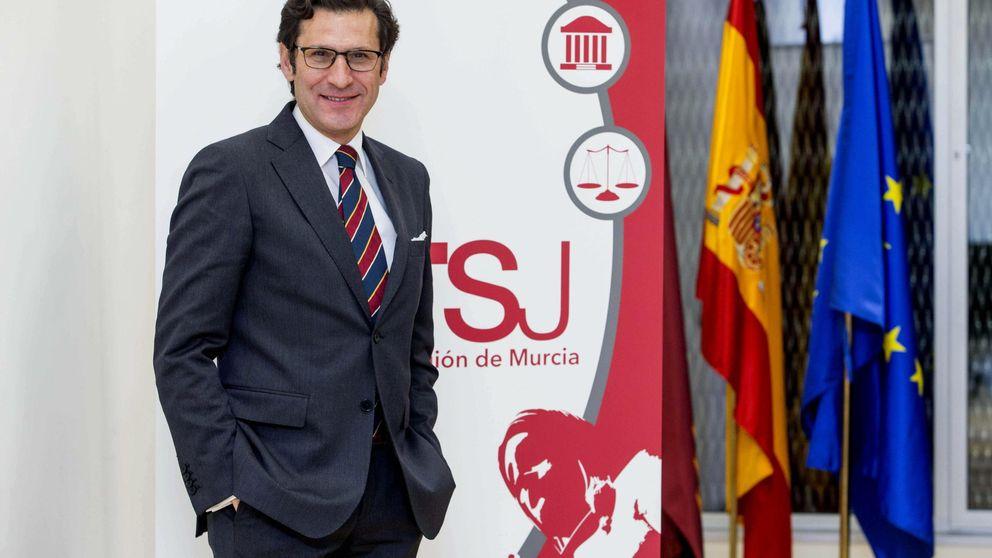 Bronca en el CGPJ: vuelven a nombrar para el TSJ de Murcia a un juez que tumbó el Supremo