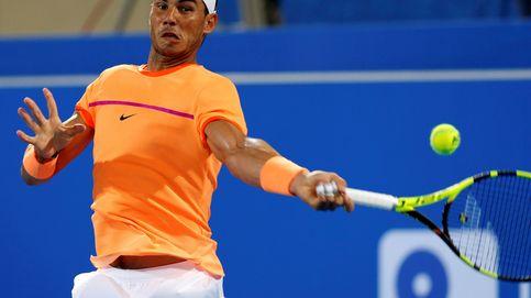 Nadal se impone a Raonic y sigue mostrando las mejores sensaciones
