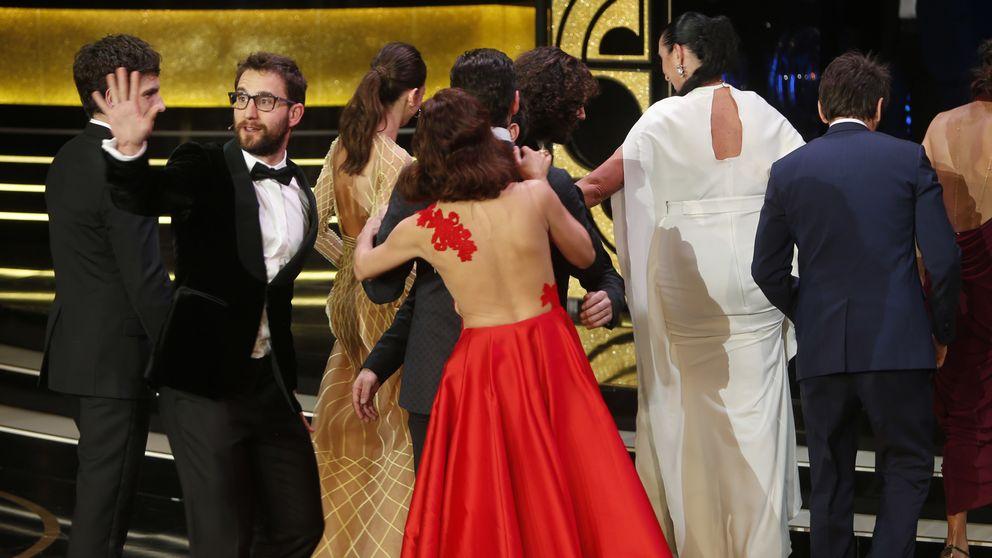 Las 13 mejores anécdotas de la gala de los Premios Goya 2015