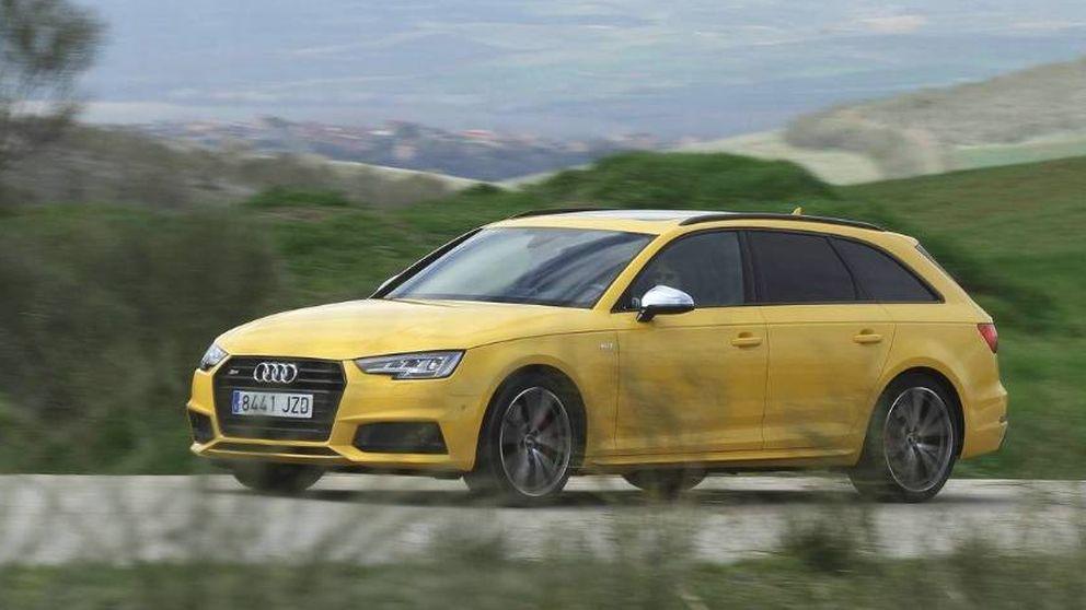 Audi S4 Avant, un coche familiar, útil... y terriblemente rápido