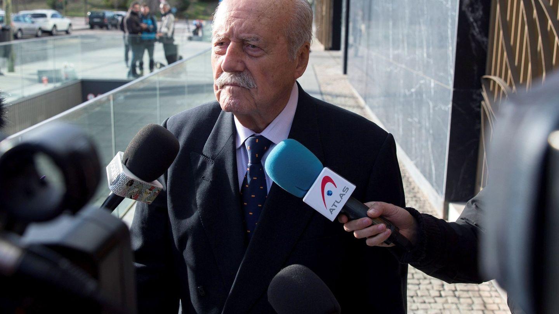 Antonio Tejero, ex teniente coronel de la Guardia Civil. (EFE)