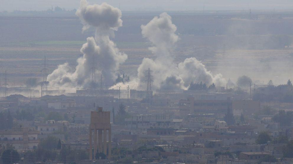 Reino Unido y China se unen a la presión contra Turquía por ofensiva en Siria