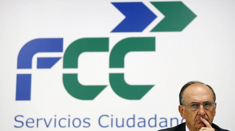 Foto: Juan Béjar, vicepresidente y consejero delegado de FCC. (Reuters)