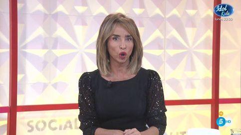 María Patiño ('Socialité') responde tajante a Amador Mohedano tras llamarle sabionda y sabelotodo