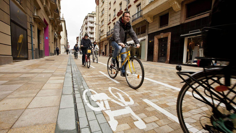 Vitoria-Gasteiz, que fue capital verde europea, se acerca al modelo de ciudad sostenible (EFE)