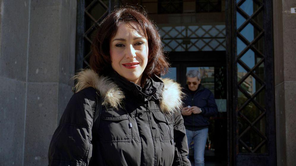 Foto: Juana Rivas, en una foto de archivo. (EFE)