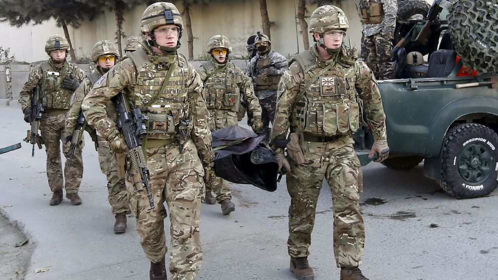 """""""Jorge murió pegando tiros"""": la historia del ataque a la embajada de Kabul"""
