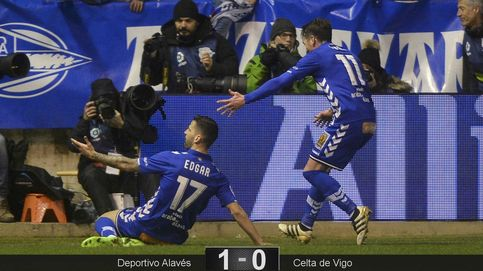 El Alavés vuelve a ser glorioso y se mete en su primera final de Copa del Rey