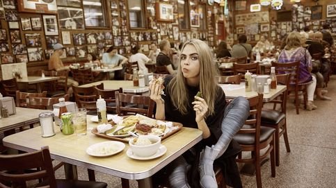 De Cara Delevingne a Elsa Pataky: cinco celebs que aman las hamburguesas