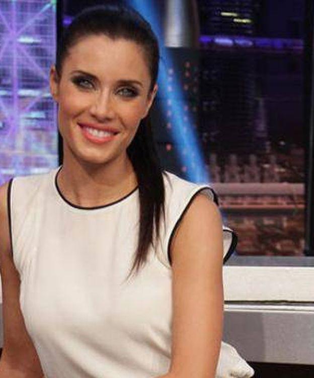 Foto: El reto 'más complicado' de Pilar Rubio en 'El hormiguero'. (Antena 3)