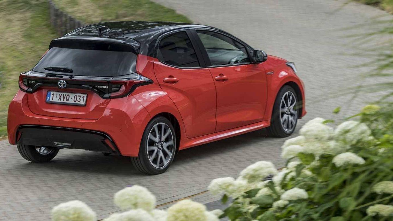El Toyota Yaris híbrido acaba de ser elegido Coche del Año en Europa.