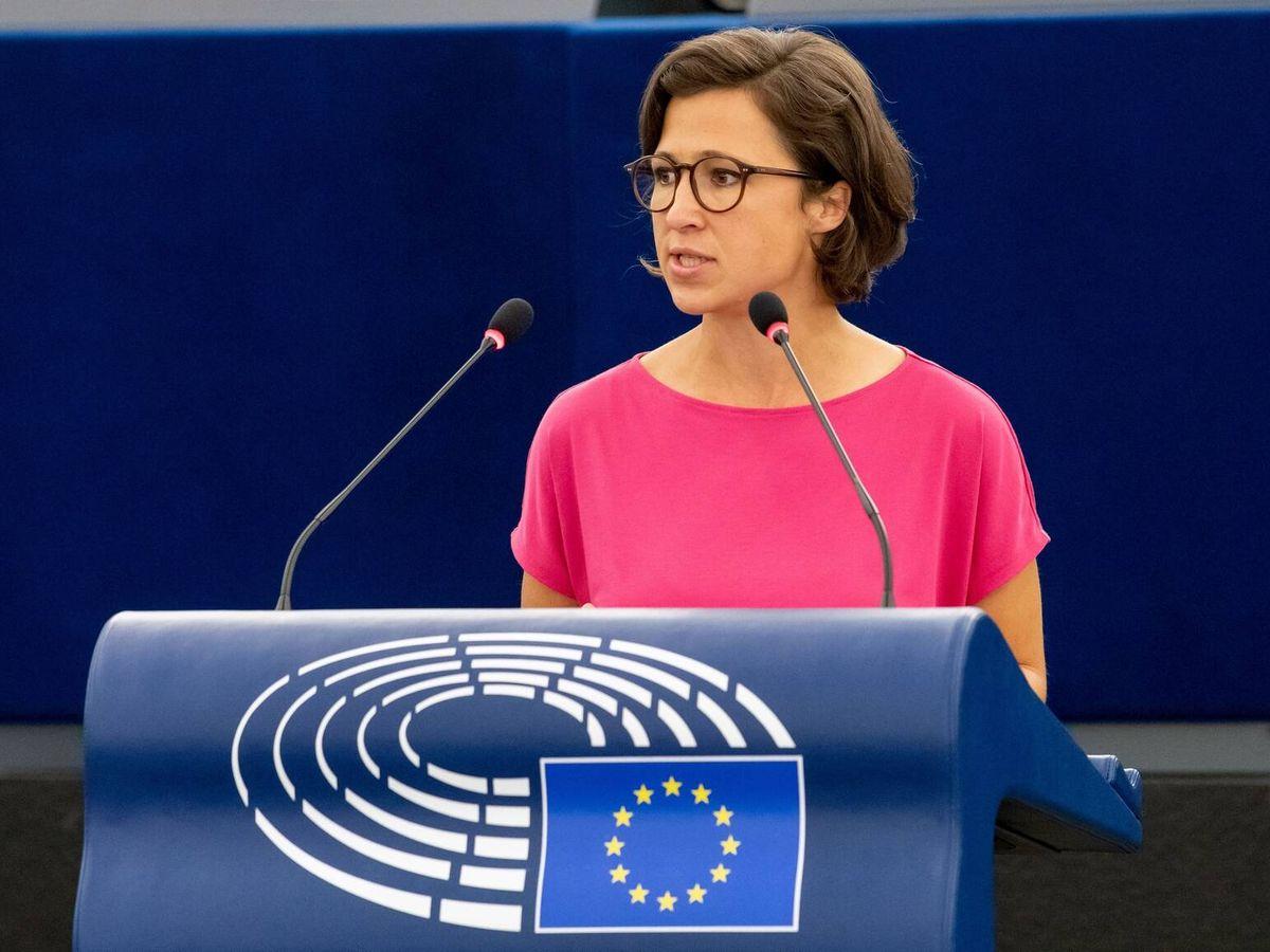 Foto: Hannah Neumann, eurodiputada de Los Verdes. (Parlamento Europeo)