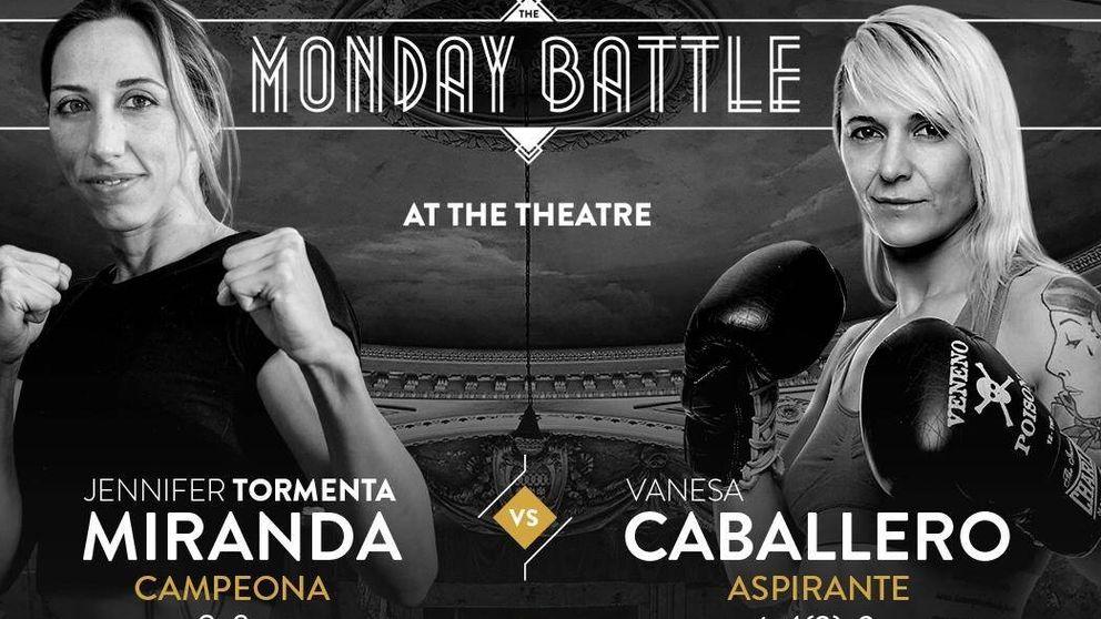 Los golpes del Monday Battle: vuelve el boxeo al teatro