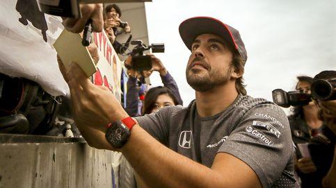 Alonso se prepara para compartir los secretos de su carrera deportiva en 2018