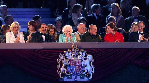 La Reina Isabel II celebra su 90º cumpleaños con una estrafalaria fiesta