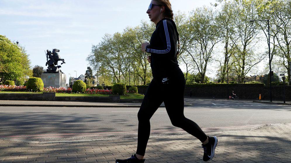 Foto: Se debe volver a hacer deporte, pero con precaución. (Reuters)