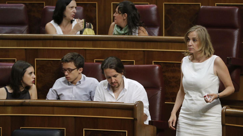 Tania Sánchez. (EFE)