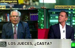'La Sexta Noche' arrasa con Hilario Pino y la entrevista a Garzón