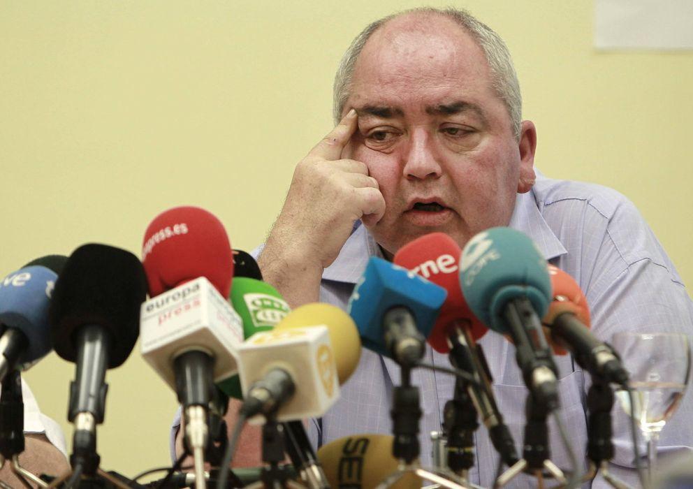 Foto: El ex secretario general de UGT-Andalucía, Manuel Pastrana. (EFE)