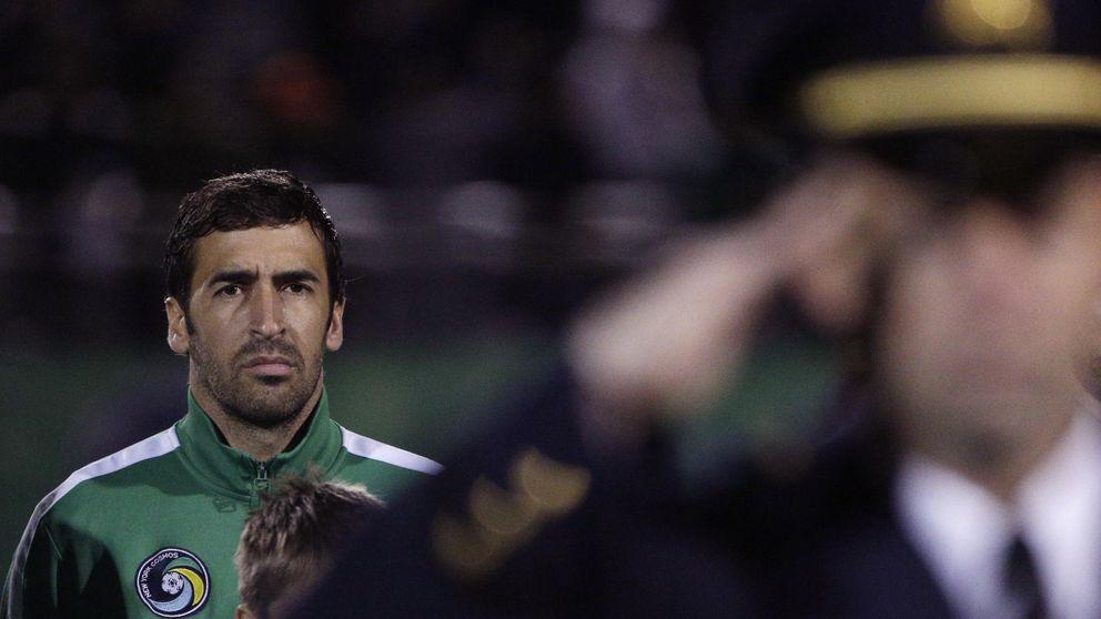Raúl sólo volverá al Real Madrid con un gran contrato y plenos poderes
