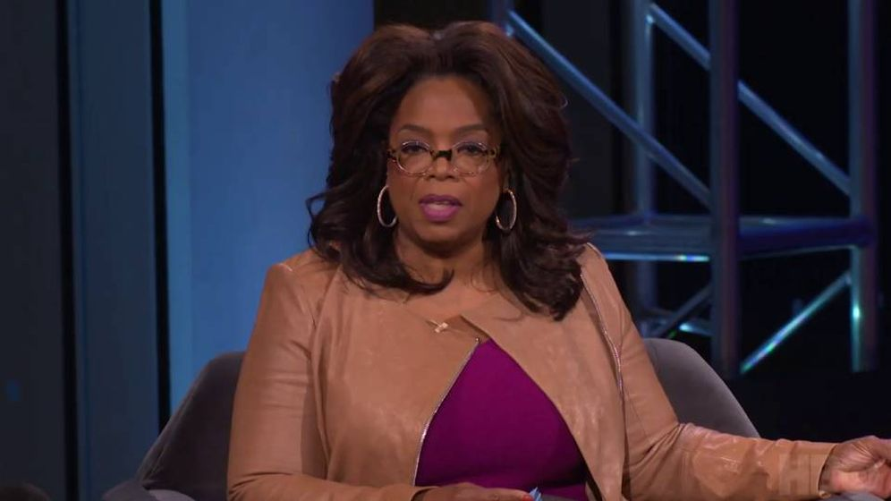Foto: Oprah Winfrey en el programa 'After Neverland'. (HBO)