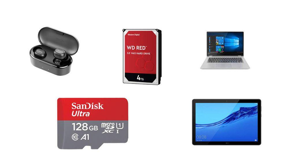 Foto: Cyber Monday Amazon 2019: las  mejores ofertas en tecnología