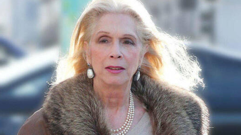 Lady Colin Campbell. (Cordon Press)