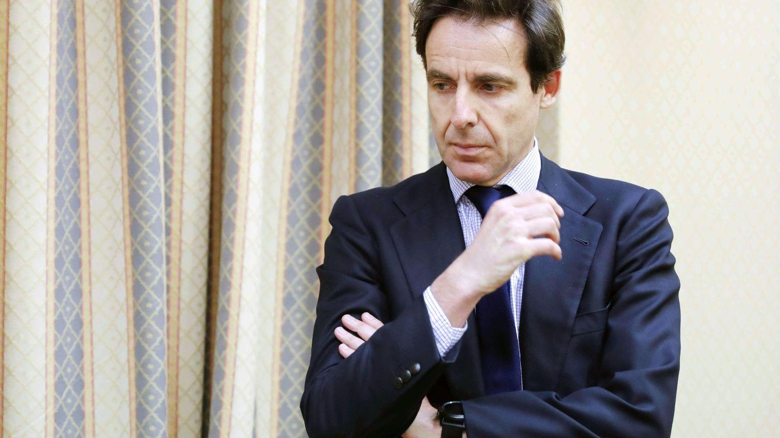 Foto: Fotografía de archivo del empresario Javier López Madrid. (EFE)
