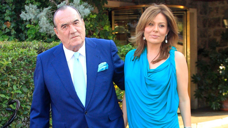 Foto: Fernando Fernández Tapias y Nuria González en una imagen de archivo (Gtres)