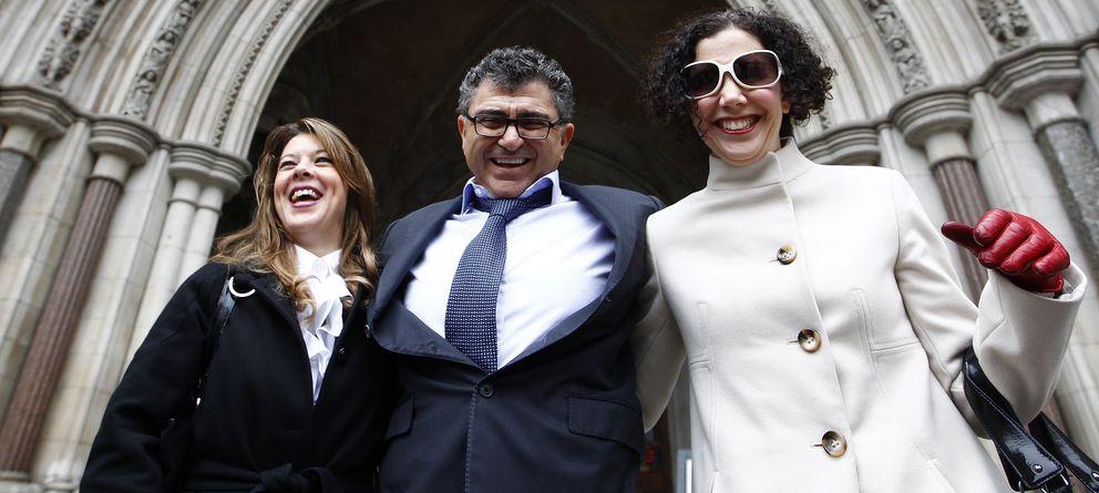 El polémico magnate británico Tchenguiz se convierte en el nuevo casero de Emilio Botín