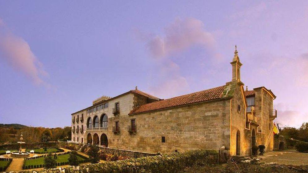 Foto: El único hotel de cinco estrellas de Lugo sale a subasta por cinco millones